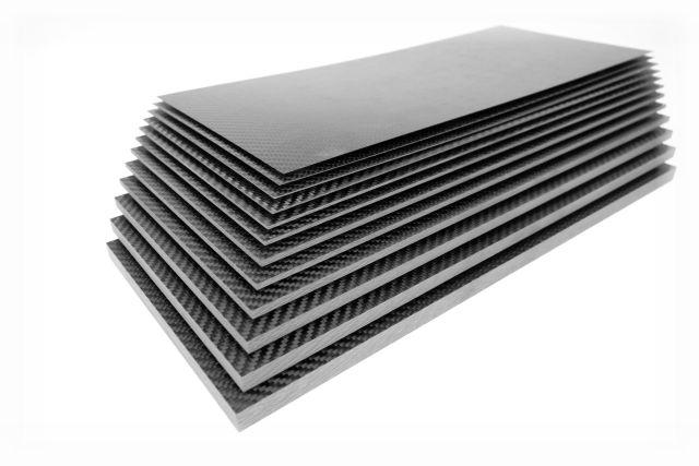 Carbon Composite - Carbon Platten CFK Kohlefaserplatten
