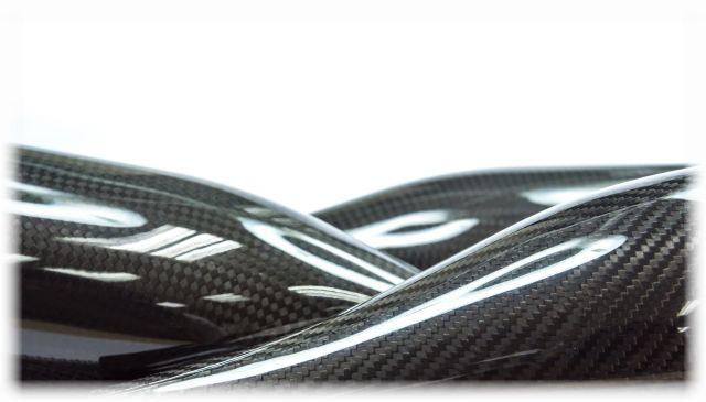 Carbon Composite - Formteil Flasch